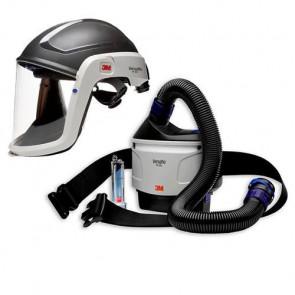 Bundle di casco 3M Versaflo M-306 e kit di avviamento ad aria compressa TR-315