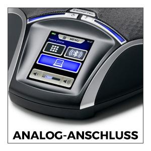 Konferenztelefone Analog Anschluss