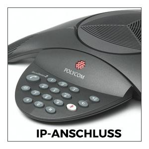 Konferenztelefone IP Anschluss