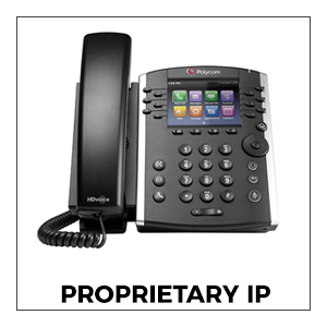 Proprietary IP Telephones