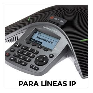 Conferencia Para Líneas IP