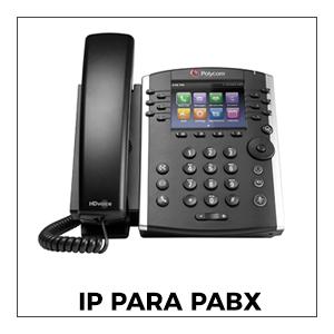 Teléfonos IP para PABX