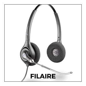 Casques Téléphonique Filaire
