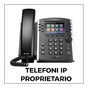Telefoni IP Proprietario