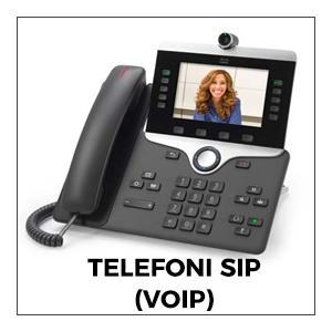Telefoni SIP / VoIP