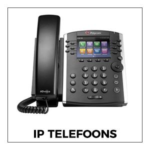 IP Telefoons voor PABX