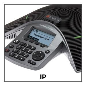 IP Vergadertelefoons