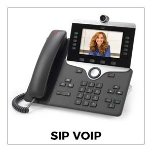 SIP (VoIP) Telefoons