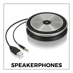 Speakerphones