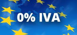 0 % de IVA
