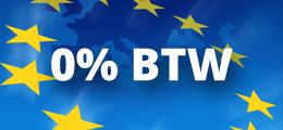 0% BTW
