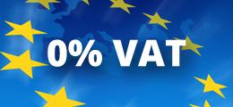 0% VAT